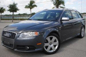 2006 Audi S4 Wagon Photo