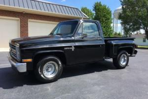 1985 Chevrolet C-10 Custom Cab Step Side Short Bed
