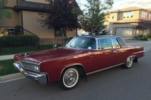 Chrysler: Imperial CROWN IMPERIAL