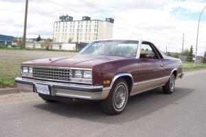 1982 Chevrolet El Camino Conquista | eBay Photo