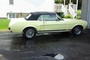 1967 Ford Mustang convertible | eBay