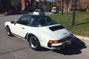 1985 Porsche 911 Targa | eBay Photo