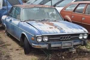 1973 Audi 100 Photo