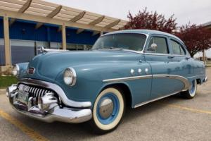 1952 Buick Custom Deluxe