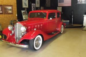 1933 Buick Victoria