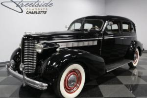 1938 Buick Special 40 Series Trunkback Sedan Photo