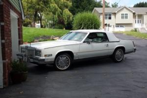 1984 Cadillac Eldorado Photo