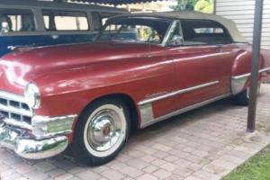1949 Cadillac Other Series 62