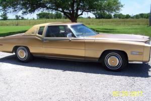 1977 Cadillac Eldorado Barritz