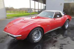 1971 Chevrolet Corvette LT-1