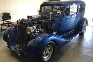 1934 Chevrolet sedan 2 door