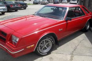 1981 Chrysler Cordoba Photo