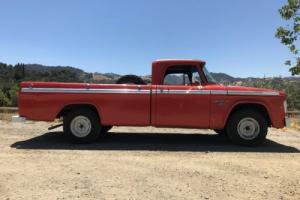 1968 Dodge Other Pickups D 100 Photo