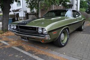 1970 Dodge Challenger R/T 440-6 PACK