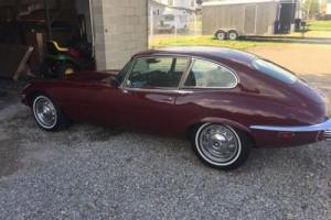1971 Jaguar XK XKE