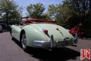 """1955 Jaguar XK140 3.4 SE DHC """"Drop Head Coupe"""""""