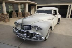1947 Lincoln Continental Photo