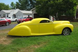 1939 Lincoln Zephyr Photo