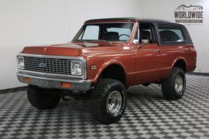 """1972 Chevrolet Blazer 350 V8 AUTO 4"""" LIFT"""