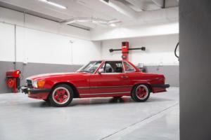 1989 Mercedes-Benz SL-Class AMG Photo
