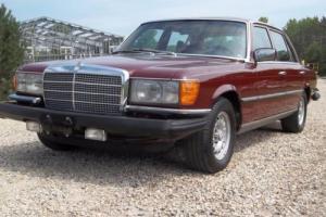 1979 Mercedes-Benz 6.9 450 SEL