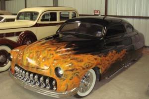 1950 Mercury Satans Ride Ultimate Lead Sled