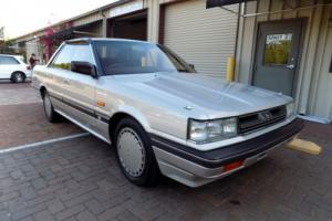 1986 Nissan SKYLINE PASSAGE GT TURBO CLASSIC