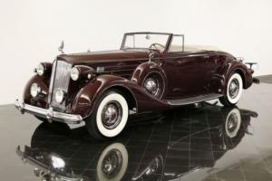 1937 Packard 1507 Photo