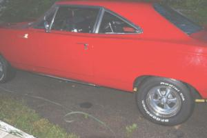 1968 Plymouth Road Runner 440
