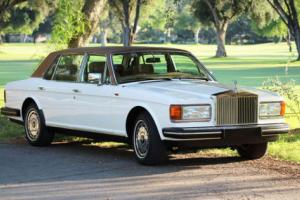 1982 Rolls-Royce Silver Spirit/Spur/Dawn Silver Spur II, 42k Orig Miles, California,Car Car Photo