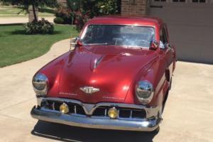 1952 Studebaker Champion 2 Door Sedan