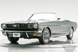 1966 Ford Mustang Convertible 4 Speed
