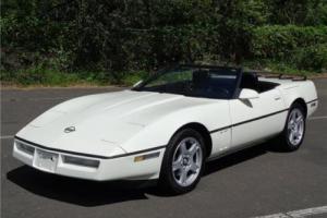 1990 Chevrolet Corvette Chevy Corvette CONVERTIBLE COLD A/C!