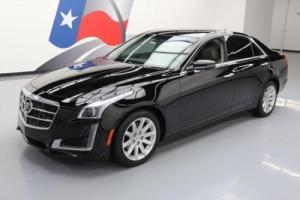 2014 Cadillac CTS 2.0T TURBO PADDLE SHIFTERS BOSE