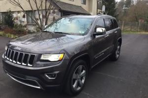 2014 Jeep Grand Cherokee Limited Luxury Group II