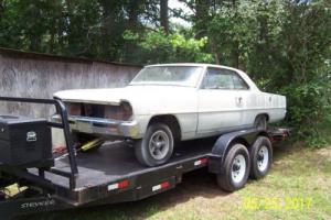1967 Chevrolet Nova HARD TOP