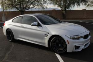 2016 BMW M4 Coupe