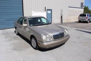 1999 Mercedes-Benz E-Class E 300 3.0L Turbo Diesel Sedan