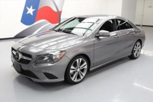 2016 Mercedes-Benz CLA-Class CLA250 TURBO NAV REAR CAM 18'S