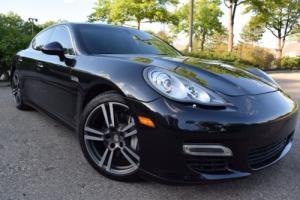 2012 Porsche Panamera 4S-EDITION