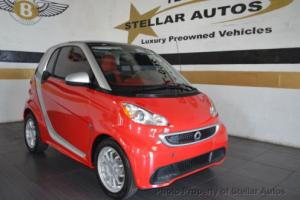 2013 Smart Fortwo 2dr Coupe Passion