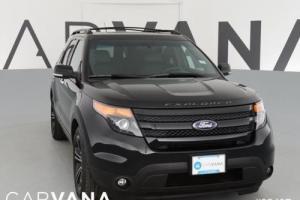 2014 Ford Explorer Explorer Sport