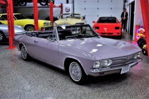 1965 Chevrolet Corvair Corvair Corsa Convertible