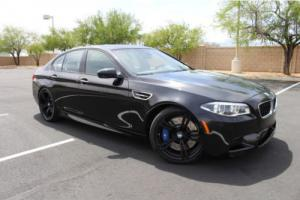 2015 BMW M5 Base Photo