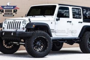 2017 Jeep Wrangler Unlimited Sport 4x4 Photo