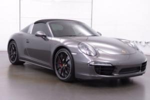 2015 Porsche 911 2dr Targa 4S