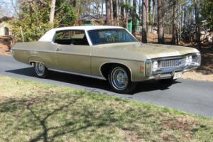 1969 Chevrolet Caprice Luxury Coupe