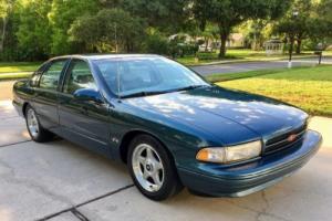 1995 Chevrolet Impala Super Sport