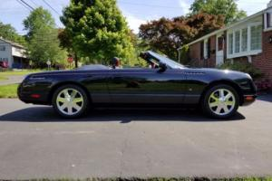 2003 Ford Thunderbird Photo