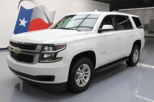 2017 Chevrolet Tahoe LT 4X4 8-PASS HTD LEATHER NAV